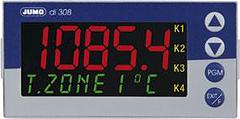 Микропроцессорные индикаторы JUMO di 308